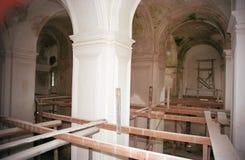 Restauração Foto de Stock