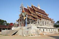 Restauração da igreja Imagem de Stock Royalty Free