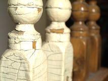 Restauração de madeira Fotografia de Stock