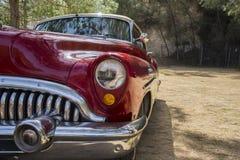 Restauração de um veículo velho fotografia de stock royalty free