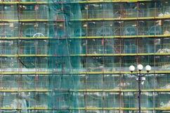 Restauração do edifício Foto de Stock Royalty Free