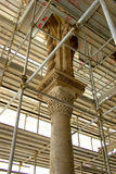 Restauração dos monumentos Fotografia de Stock Royalty Free