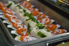 Restauração tailandesa do alimento Fotografia de Stock Royalty Free