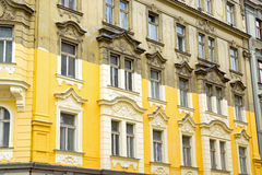 Restauração Unterminated da casa imagens de stock royalty free