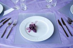 restauracja Zdjęcie Royalty Free