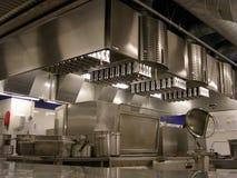 restauracja kuchennych Fotografia Stock