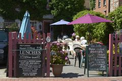 Restauracja przy Rottingdean sussex england Fotografia Royalty Free