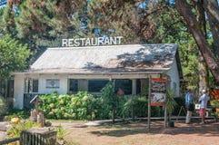 Restauracja przy wrzosowiskiem Zdjęcie Stock