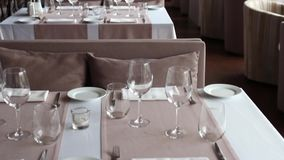 restauracja słuzyć stół zbiory