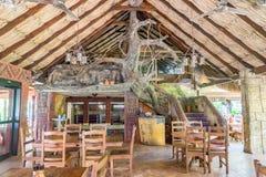 restauracja tropikalna obrazy stock