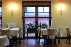 restauracja wewnętrzna obraz royalty free