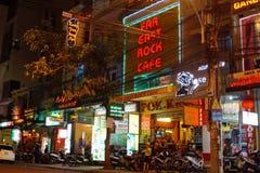 Restauracje i bary w Nha Trang zdjęcie royalty free