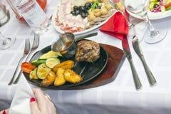 Restauracyjna zdjęcie stylu fotografia Obraz Stock