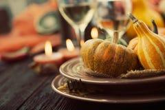 Restauracyjny jesieni miejsca położenie Zdjęcie Royalty Free