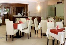 Restauracyjny wnętrze Zdjęcie Royalty Free