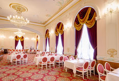 Restauracyjny wnętrze 4 Obrazy Stock
