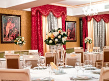 Restaurang Royaltyfri Bild