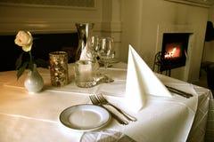 Restaurang inomhus Royaltyfria Foton