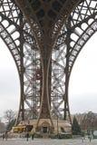 Restaurang Le Jules Verne Royaltyfri Bild