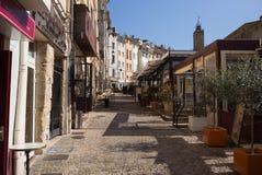 Restaurang Marseilles Arkivbilder
