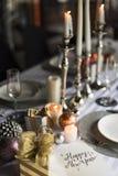 Restaurang som ut kyler reserverat begrepp för flott livsstil royaltyfri bild