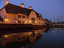 """, Restaurant """"Irish Pub"""", Oberhausen, Duitsland Royalty-vrije Stock Afbeeldingen"""