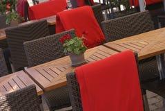Restaurant royalty-vrije stock fotografie