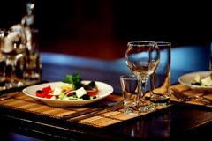 Restaurant Image stock