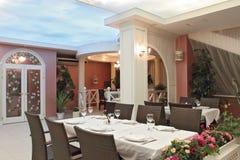 Restaurant. Royalty Free Stock Photo