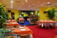 Restaurant 29 de Caffe Photo stock