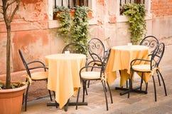 Restaurant Lizenzfreies Stockbild