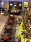 Restaurant 4 van het Hotel van de luxe Royalty-vrije Stock Foto