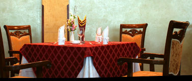 Restaurant Lizenzfreie Stockbilder