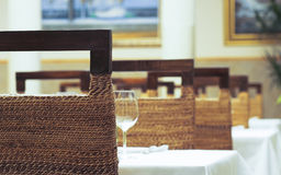 Restaurant stock foto