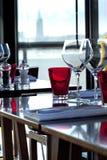 Restaurant Royalty-vrije Stock Afbeeldingen
