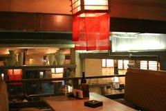 Restaurant. Interior Stock Photo