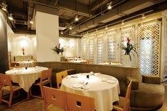 Restaurant Stock Afbeelding