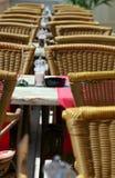 Restaurant royalty-vrije stock afbeelding