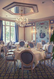 Restaurant allemand Image stock