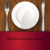 Restaurant background Stock Images