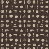 Restaurant Background. Vector Stock Photos