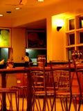 Restaurant binnen Stock Afbeeldingen
