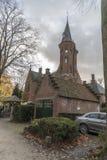 Restaurant Bruges de Kasteel Minnewater Photo libre de droits