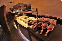 Restaurant Buffet Royalty Free Stock Photos