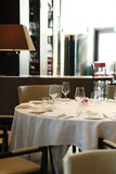 The restaurant Stock Image
