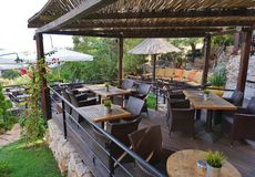 Restaurant & Cafe Royalty Free Stock Image