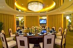 Restaurant chinois Photographie stock libre de droits