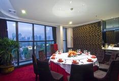 Restaurant chinois Photo stock