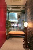 Restaurant chinois Photos libres de droits