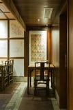 Restaurant chinois image stock